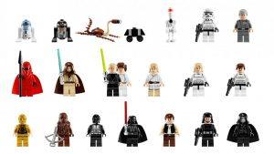 LEGO Star Wars. Credit: Lego.com