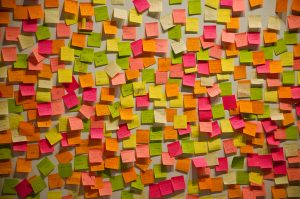 Tip 3: Think positive by writing affirmations around your workspace. Image by Ignacio Palomo Duarte, via Flickr.