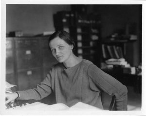 Cecilia Payne-Gaposchkin discovered that the sun is made of mostly hydrogen. Fellow astronomer Henry Norris Russell rejected her work...but then published it four years later. He is still commonly credited for Payne-Gaposchkin's discovery.