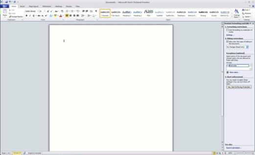 The blank cursor mocking you. Via Flickr http://tinyurl.com/z5r7lts.