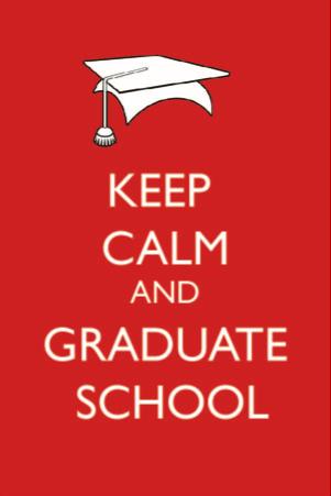keepcalmgraduateschool