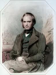 Charles Darwin, who presented his research on leech eggs as an undergraduate